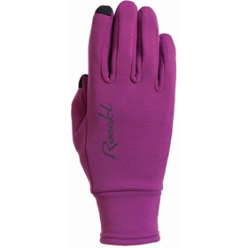 Roeckl Paulista Gloves berry